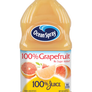 OCEAN SPRAY 64OZ WHITE GRAPEFRUIT JUICE