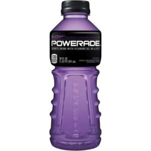 POWERADE GRAPE 20oz Highway 138 Package Store